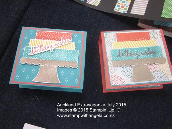 July Extravaganza Box in a card