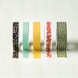 Botanical Gardens Designer Washi Tape 140586