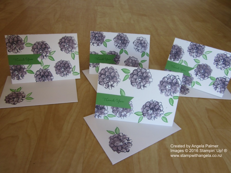 What I Love, Sale-a-bration, flowers, two-set stamping, purple