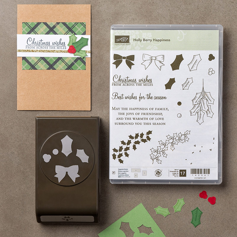 Holly Berry Happiness Bundle