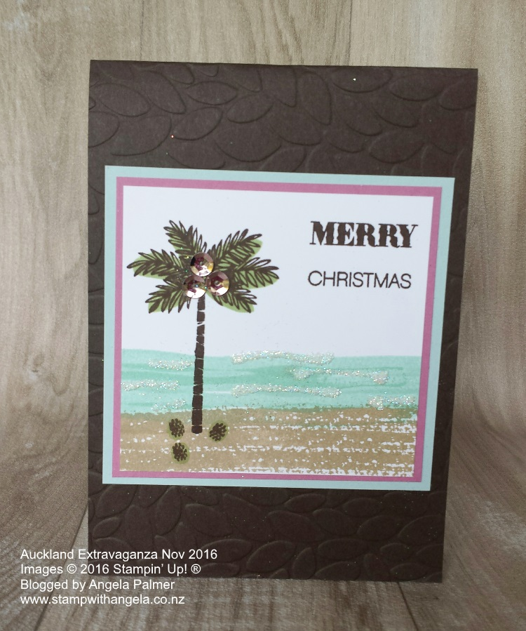 Extravaganza, Totally Trees, Pop Up Card, Unique fold Christmas card