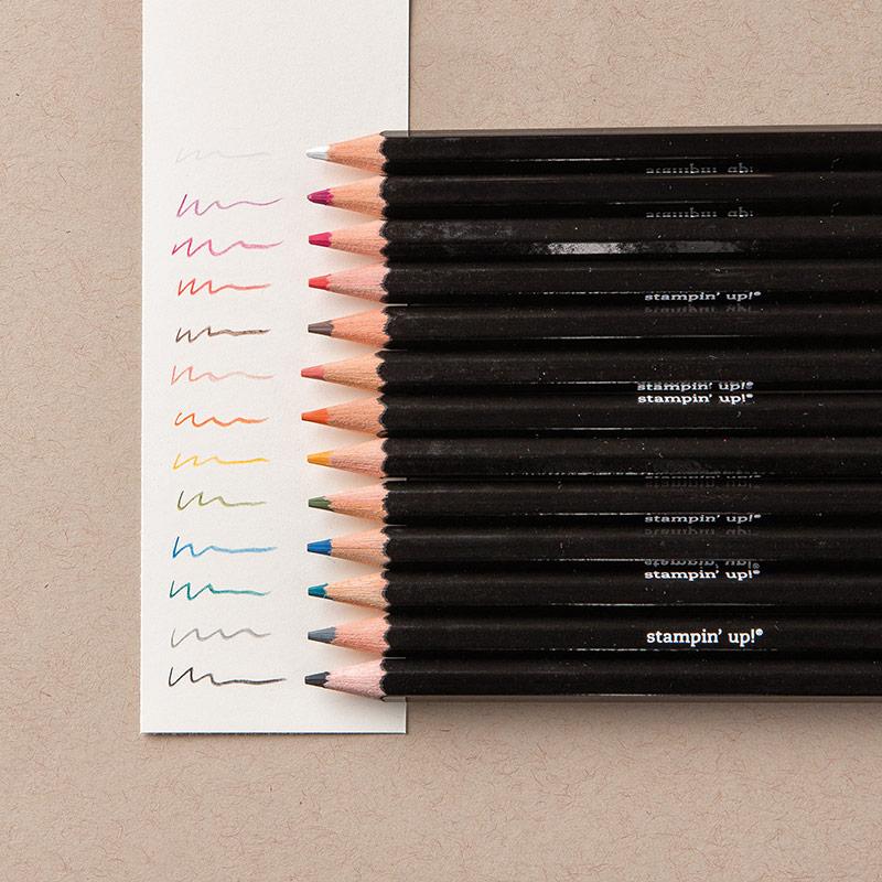 Watercolor Pencils, Watercolour Pencils
