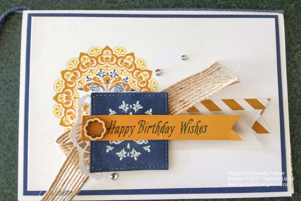 new Sale-a-bration Make a Medallion
