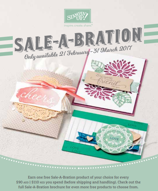 new sale-a-bration