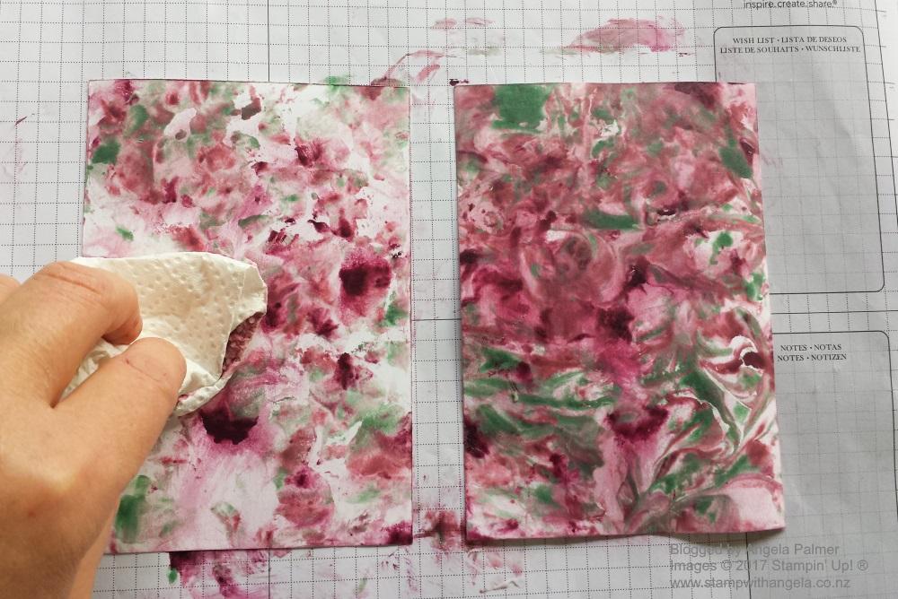 shaving foam technique 7