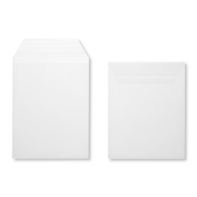 Protect Handmade Cards, clear medium envelopes