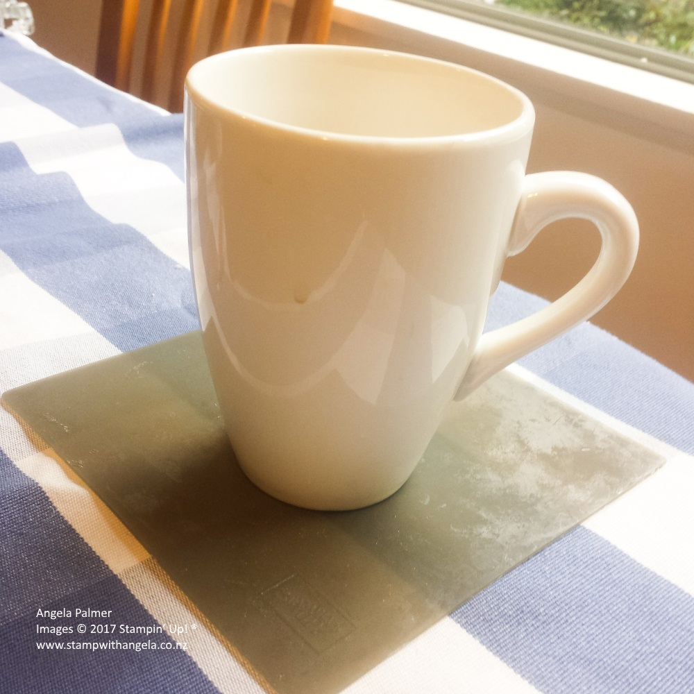 Silicone Craft Sheets Coaster
