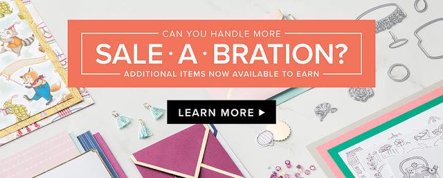 Sale-A-Bration, 2018