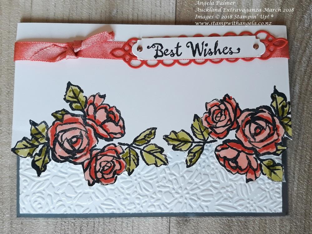 Petal Passion Cutaway Card