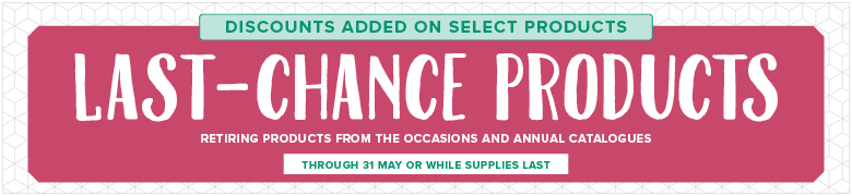 discounts, last chance products