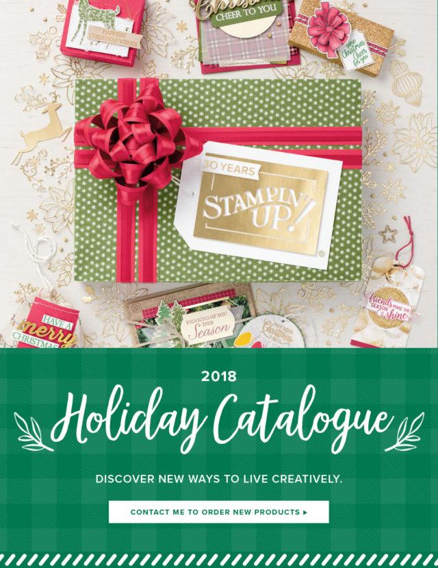 Holiday Catalogue 2018