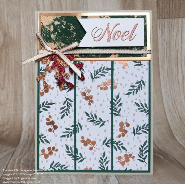 Joyous Noel, Christmas Extravaganza 2018