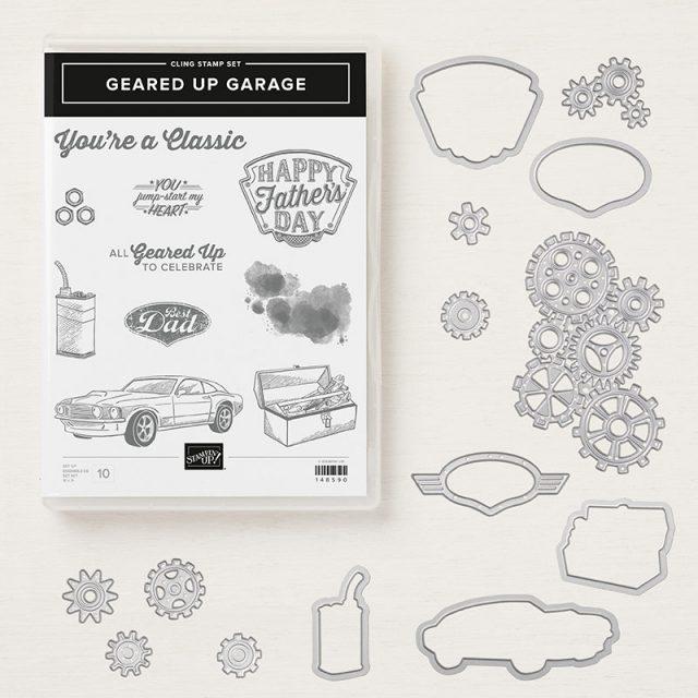 Geared Up Garage Bundle